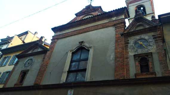 Orologi Chiesa di San Rocco via Broseta