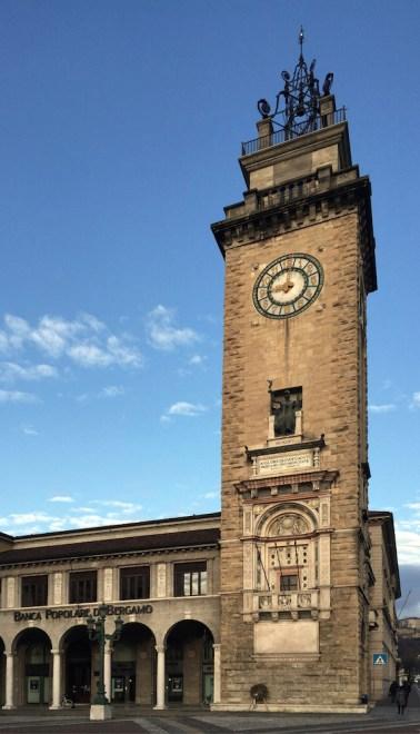Torre dei caduti Bergamo