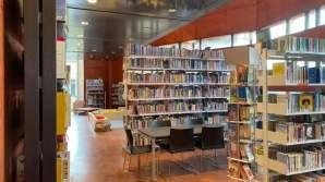 biblioteca Curno interni