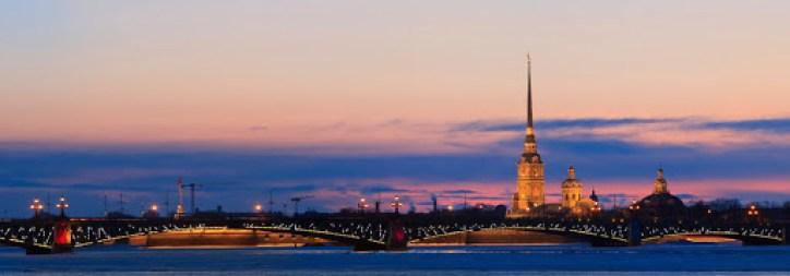 Mosca città su sette colli