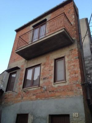 Casa più stretta del mondo Sicilia