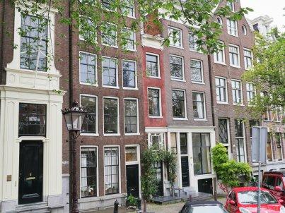 le-case-più-strette-di-Amsterdam