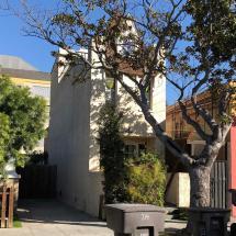 Case strette del dispetto in California