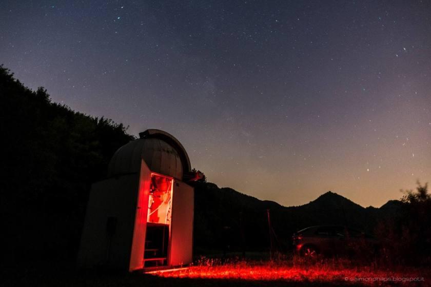 osservatorio astronomico Castione della Presolana