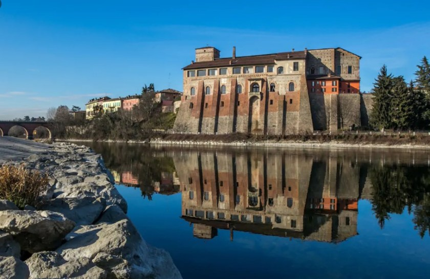 Fortezza viscontea Cassano d'Adda