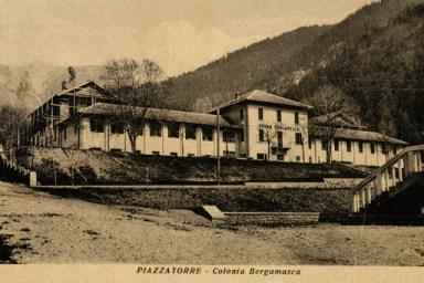 Val Brembana - Piazzatorre - colonia Opera Bergamasca