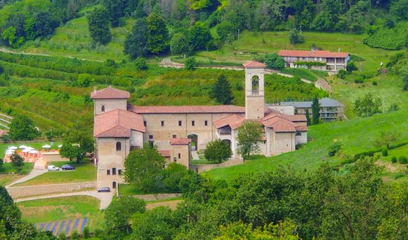Valle d'Astino ed Ex Monastero vallombrosiano