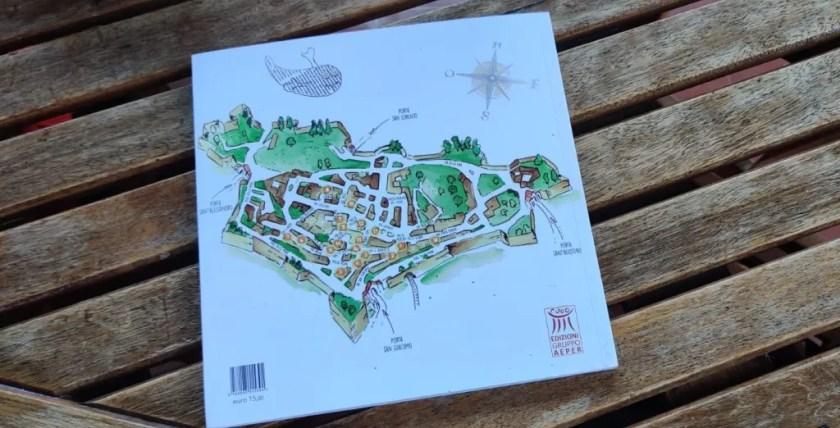A Bergamo ci sono i fantasmi mappa per girare Città Alta