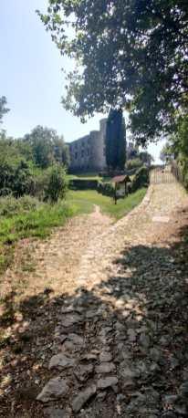 Monte Isola in bicicletta - alla Rocca Oldofredi Martinengo