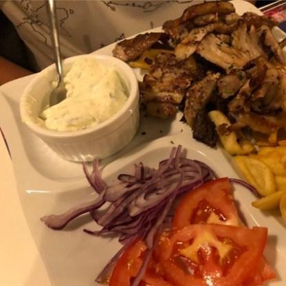 Ristoranti etnici a Bergamo S'agapo ristorante greco piatto etnico