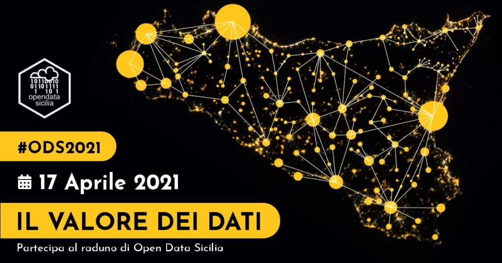 Raduno Open Data Sicilia 2021