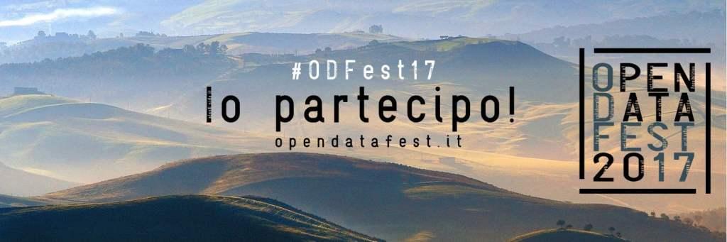 OPENDATAFEST 2017, Caltanissetta 2 - 4 giugno 2017
