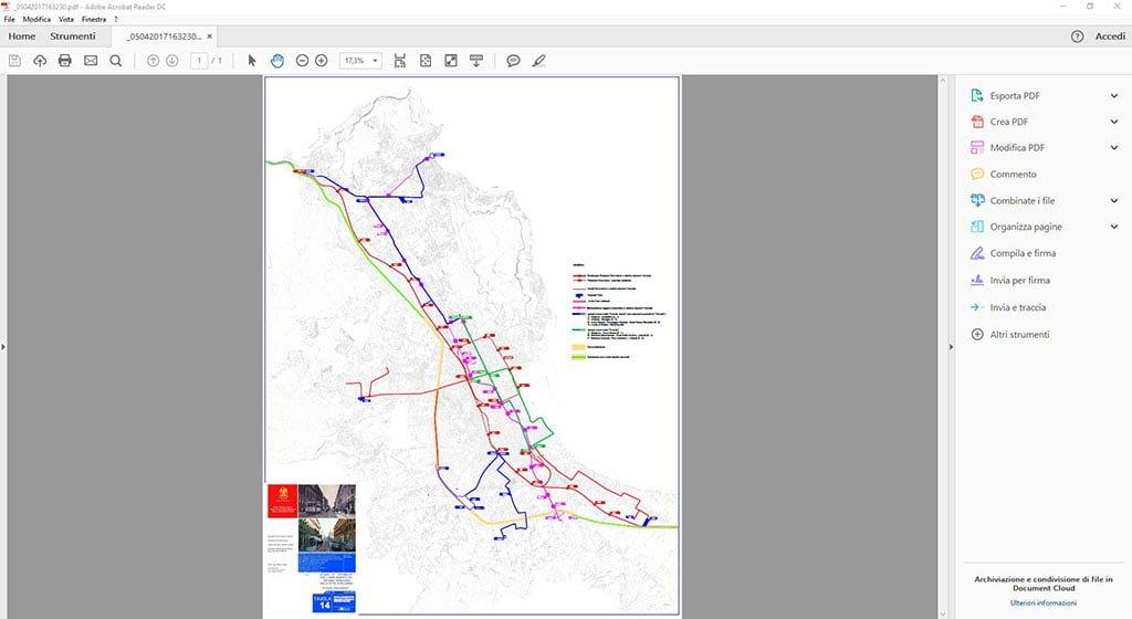 pdf rete del ferro palermo