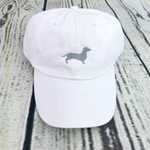 Dachshund baseball cap, Dachshund baseball hat, Dachshund hat, Dachshund cap, Personalized cap, Custom baseball cap, Dachshund, Weiner dog
