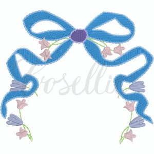 Shadow bow embroidery design, Tulips, Floral frame, Bow embroidery design, Vintage bow, Sketch bow, Name frame, Font frame, Name outline, Girly bow, Girl, Applique bow, Vintage bow, Monogram, Vintage stitch embroidery design, Applique, Machine embroidery design, Blanket stitch, Beanstitch, Vintage