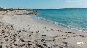 Spiaggia di Salina dei Monaci