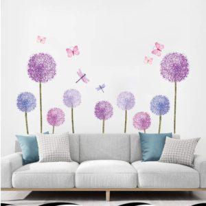 Mendler poster murale decorativo 7 pezzi t375 legno con stampa in tessuto 140x50cm fiori. Adesivi Murali Come Scegliere Opinioni E Prezzi