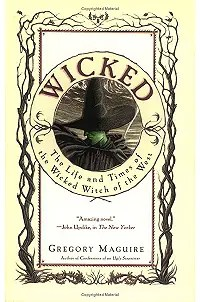 Book cover of Wicked.