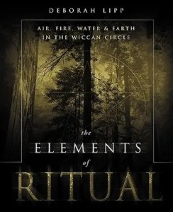 Book cover of The Elements of Ritual.