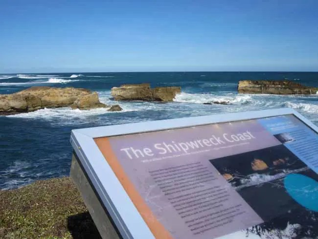 The Shipwreck Coast.