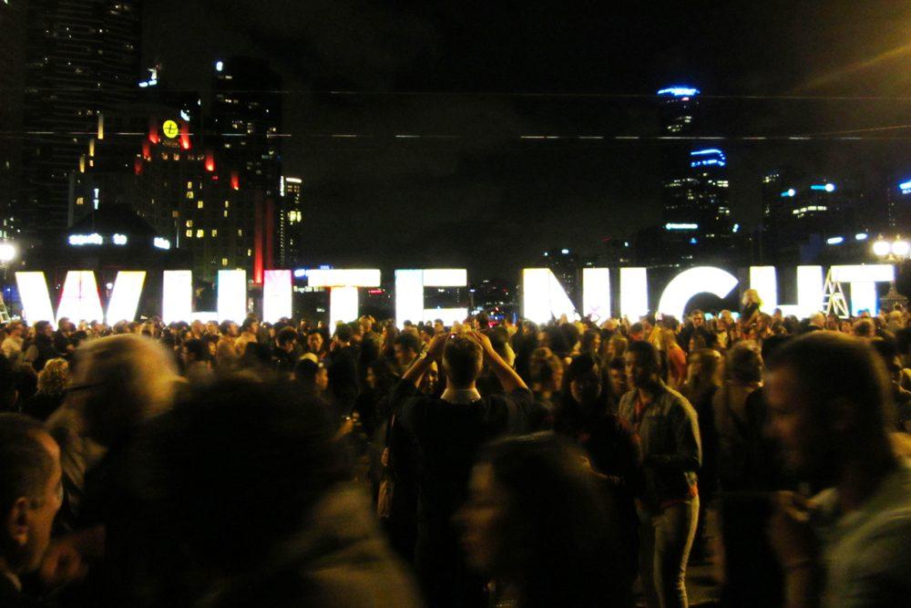 White Night Melbourne