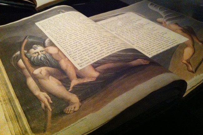 William Blake art.