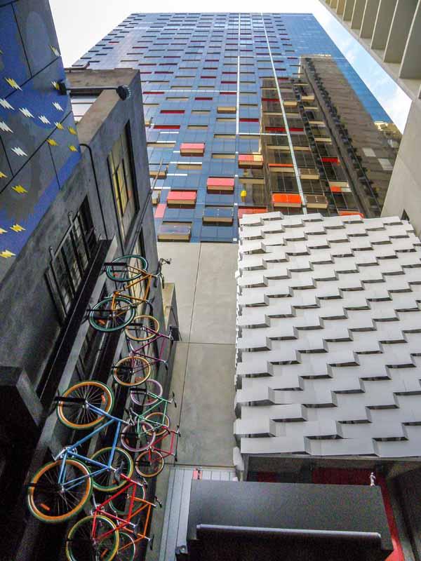 Melbourne building.