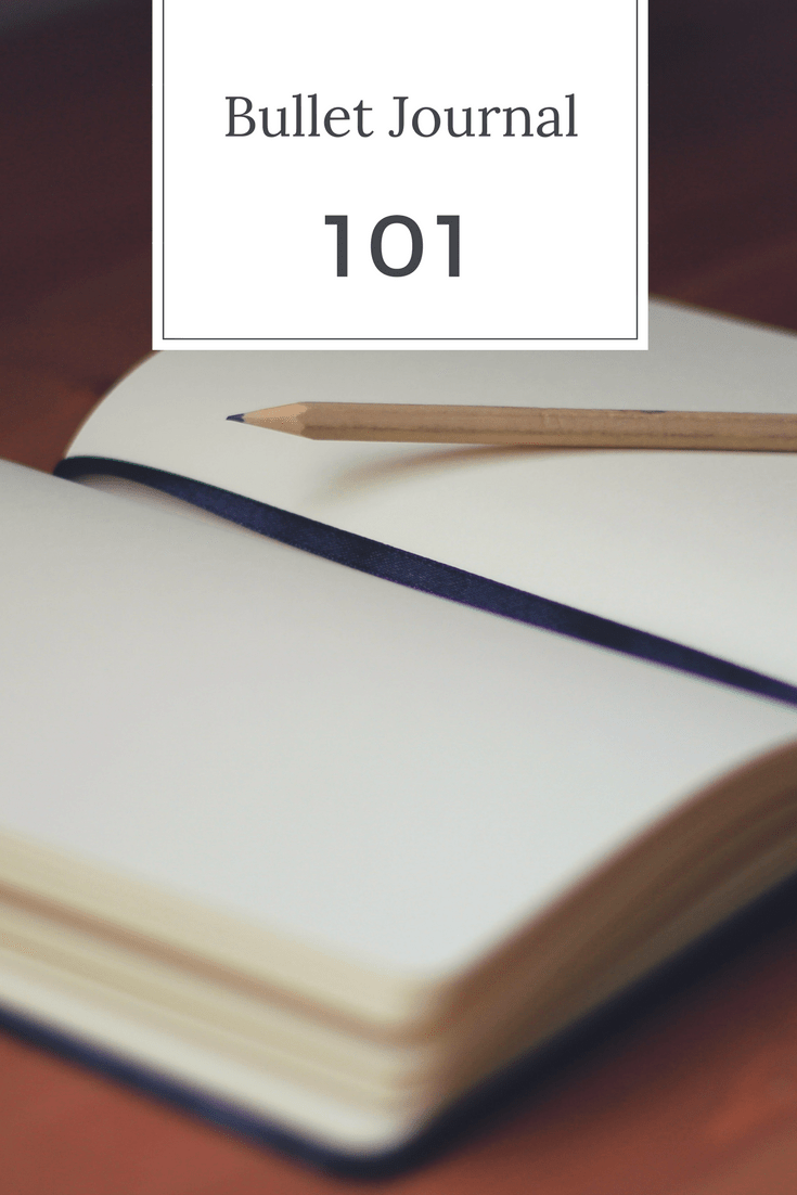 Bullet Journal 101 - cosettepaneque.com: What is a bullet journal and how do you create one?