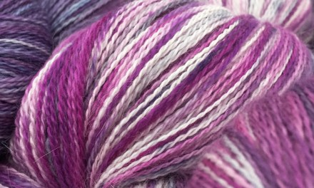 Lace Weight Hand Dyed Trio of 'Besties'
