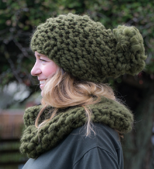 Pure Wool Knitted Accessories for Women