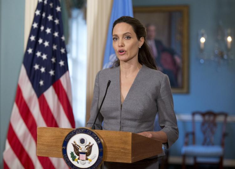 Angelina Jolie începe o carieră universitară cu un curs pe care îl va preda la Universitatea Georgetown din Washington D.C.