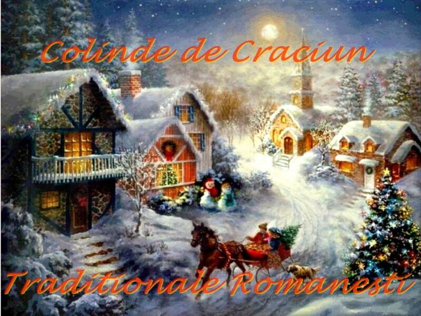Traditii de Craciun in Romania. Cele mai inedite obiceiuri!