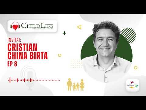 Ep. 8. Cristian China-Birta – Exista familia perfecta?