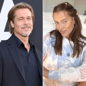 Brad Pitt are o iubită nouă pe care se pregătește să o prezinte lumii. Află cine este!