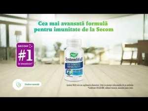 SystemWell – Cea mai avansata formula pentru imunitate de la Secom!