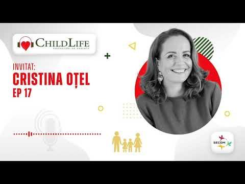 Ep. 17. Cristina Otel – Suntem 100% sinceri cand le vorbim copiilor? (teasing)