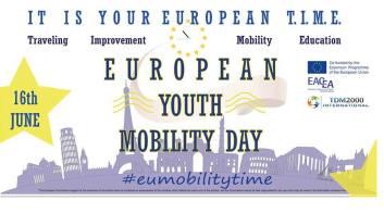 16 Iunie 2016 - Ziua europeană a mobilității pentru tineret