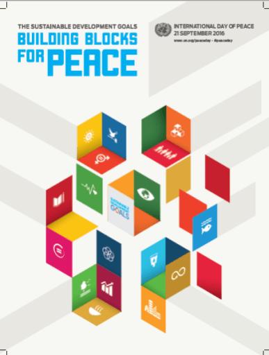 Ziua Internațională a Păcii - 21 septembrie 2016