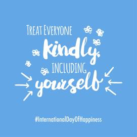 Internationl Day Of Happiness