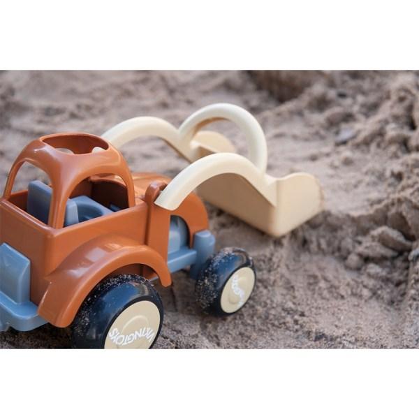 Tractor Bio Jumbo color tierra - Vikingtoys
