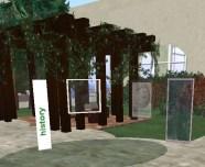 History Arbor, Preservation Hall