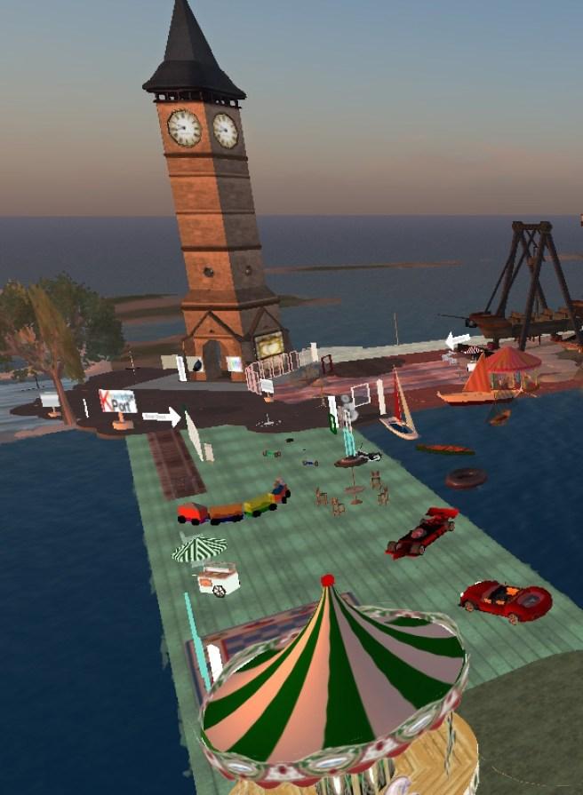 Knowledge Port Transportation Hub, Pyra
