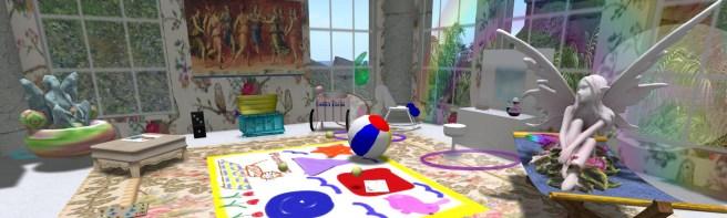 Muse's Playroom in SL