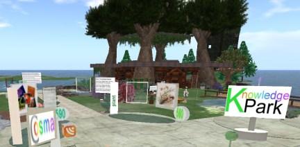 Knowledge Park, Terrestrial Realm, Gaia