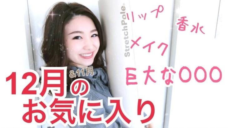 【モテメイク・コスメ・美容】今月のお気に入り♡(12月と11月のお気に入り♡)《猫ガール♡ちゃんねる》