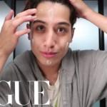 私の夜スキンケアの秘密 Kemio Gets Ready for Bed | Vogue Parody