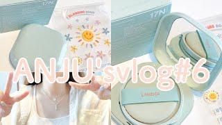 【購入品紹介】Qoo10で買ったお気に入りコスメ♡/話題の韓国コスメを買ってみた☺️/日常vlog