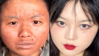 Asian Makeup Tutorials Compilation | New Makeup 2021 | 美しいメイクアップ/ part 222