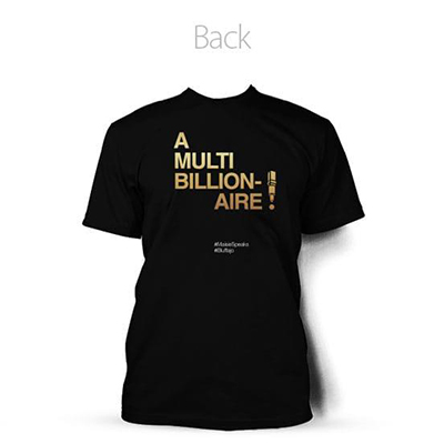 Multi-Billionaire T-shirt