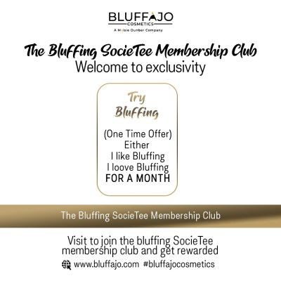 Try Bluffing Membership